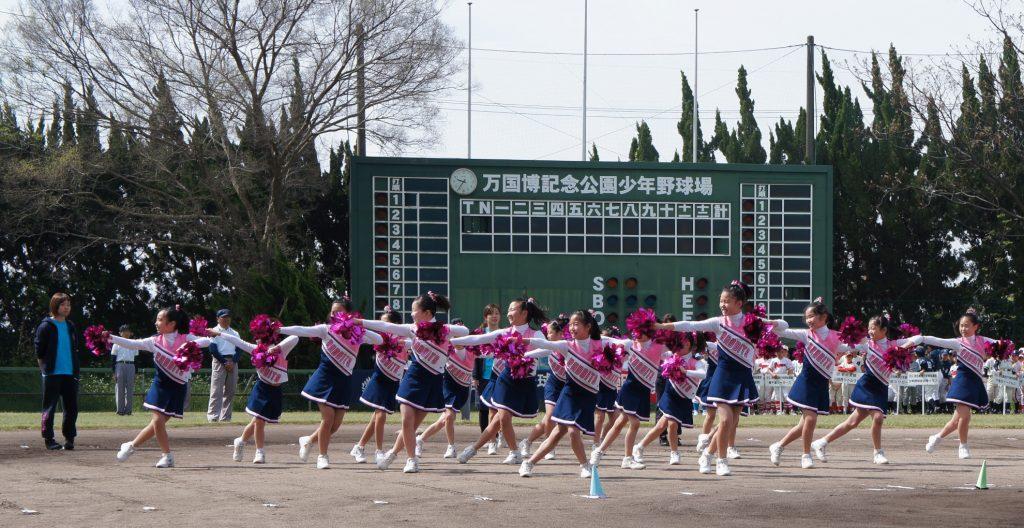 豊中市ジュニアチアリーディングクラブ『SUGAR RABBITS(シュガーラビッツ)』