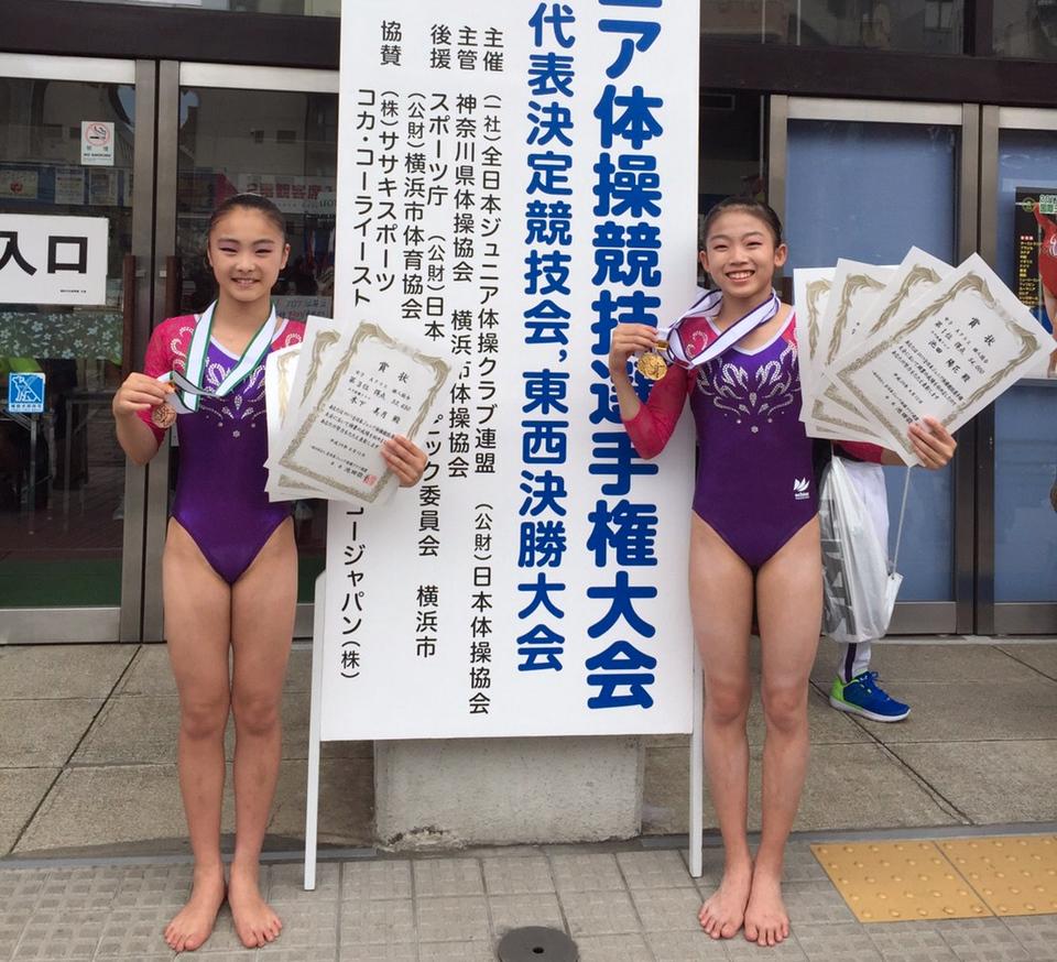 ジュニア 体操 2019 全日本