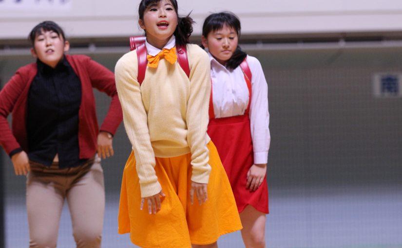 千里青雲高校ダンス部 その4 平成29年度ダンスドリル関西秋季競技大会