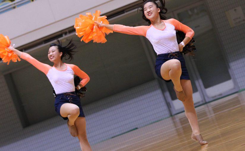 早稲田摂陵高校 平成29年度ダンスドリル関西秋季競技大会