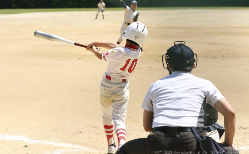 ジュニアの部 熱戦! 第89回春季千里NT少年野球大会