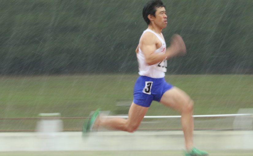 このお方をどなたと心得る! 新日本スポーツ連盟 春季陸上競技記録会 写真レポート その3(5月13日・服部緑地競技場)