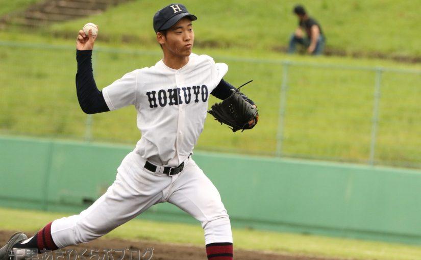 少年、中学、高校野球 子どもたちの成長を思いながら撮影(9月23日)