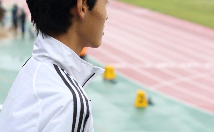 目標に向かって限界超えろ! 千里青雲陸上競技部・コニケン君 「今の僕の限界は…」