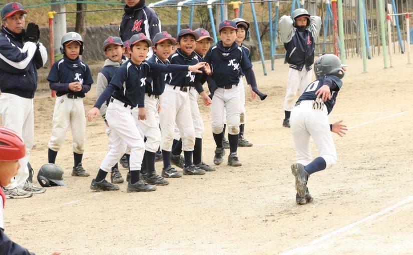練習試合 片山南少年野球部 vs 千里山パンサーズ その13