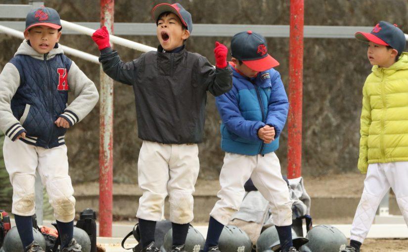 練習試合 片山南少年野球部 vs 千里山パンサーズ その14