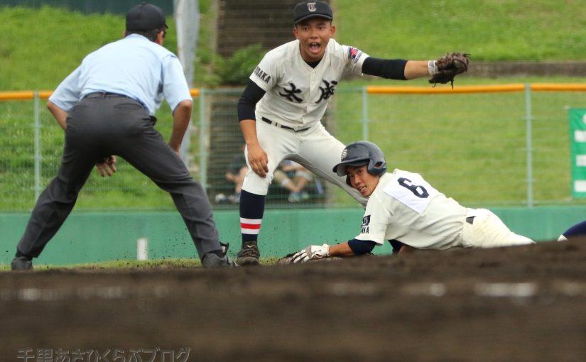 球児たちが刻んだ軌跡 その3 第101回全国高校野球選手権大阪大会