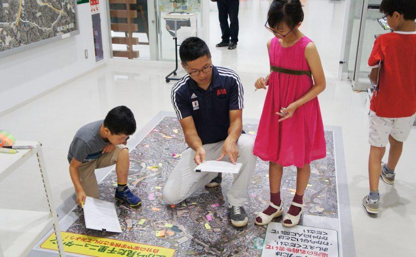 夏休みの自由研究 おしりに火が付いたら情報館へおいで 8月20日(火)1日で完成する新聞作り教室開催