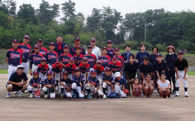 焼肉か? 胴上げか? それとも… 上田・ストロン 15年目の決勝初体験 吹田東部連盟旗で8月17日、イーグルスと激突!